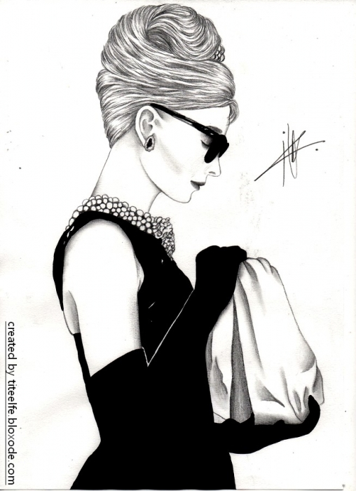 Audrey Hepburn por prettymeryl